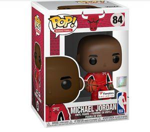 Michael Jordan Funko Pop #84 for Sale in Tracy, CA