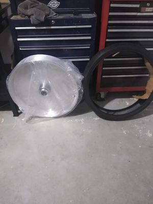 D N A Solid wheels 23 inch for Sale in HALNDLE BCH, FL