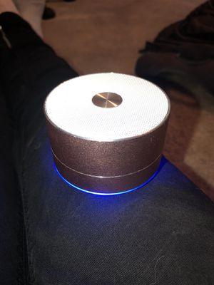 Bluetooth Speaker Rose Gold for Sale in Arlington, VA