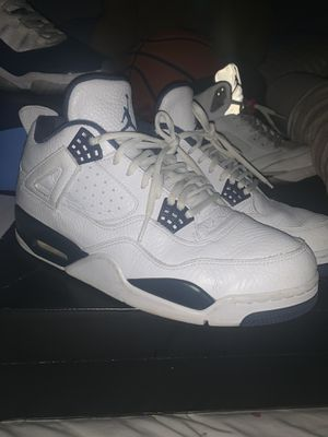 Jordan 4 Retro Columbia - Size 12 for Sale in Duluth, GA