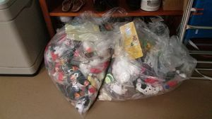 two huge lawn bags full of beanie babies for Sale in Chesapeake, VA