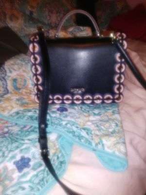 Kate Spade crossbody purse black and pink from Kate Spade outlet original price $399 for Sale in Rodeo, CA