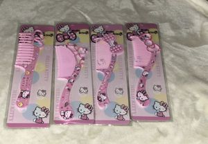hello Kitty comb brushes set of 4 for Sale in Poinciana, FL