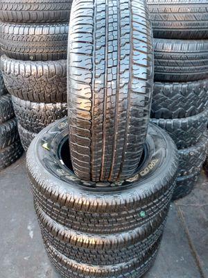 Set of semi new 275/65/18 Goodyear for Sale in Pico Rivera, CA