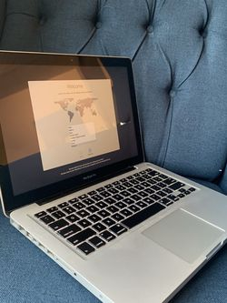 Macbook Pro 13in (Late 2011) Intel Core i5 - 2.4GHz - 16GB RAM & 480GB SSD for Sale in Los Angeles,  CA