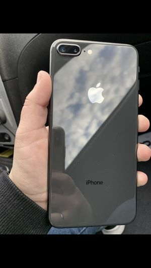 iPhone 8 Plus true factory unlocked from apple 64gb flawless 10/10 condition clear esn for Sale in San Diego, CA