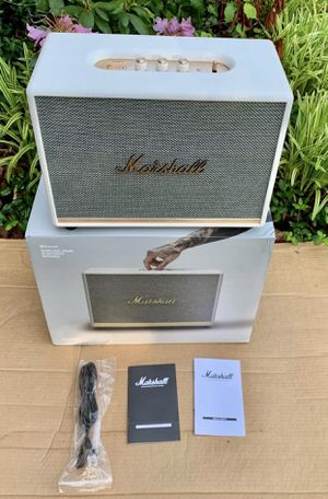 Marshall Woburn II Bluetooth Speaker for Sale in OR, US