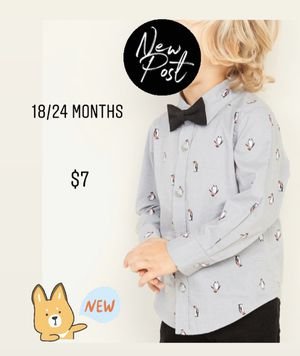 Baby boy clothing 18/24 months for Sale in Bellflower, CA