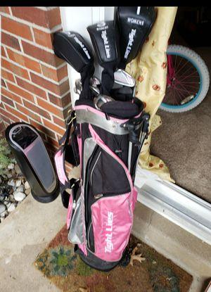 Tight lies womens golf clubs for Sale in Woodbridge, VA