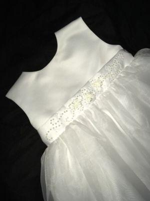 24 Mo White Dress (Wedding or Baptism Dress Etc..) for Sale in Glendale, AZ