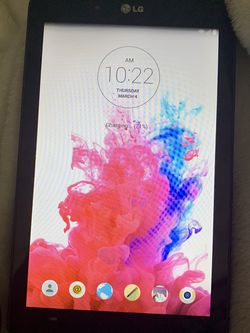 LG Tablet for Sale in Diana,  TX