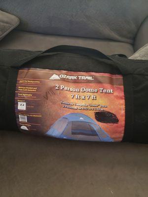 Ozark Trail tent - 2 person for Sale in Tucson, AZ