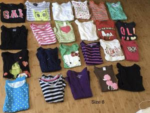 Girls Long Sleeved Shirts for Sale in Chula Vista, CA