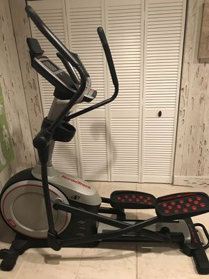 Nordictrack 10.9 Elliptical for Sale in Davie, FL