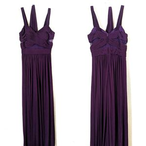 Evening Gown prom bridesmaid wedding guest long purple dress for Sale in La Verne, CA