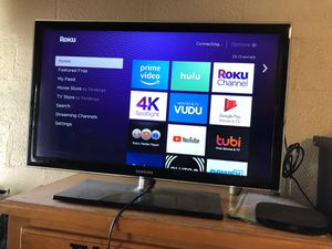 32 inch Samsung LED tv for sale good condition for Sale in Compton, CA