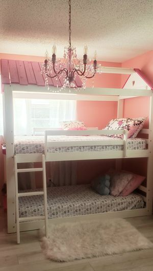 Bunk bed (Donco sweetheart) for Sale in Clearwater, FL