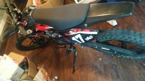 TAO 125 RED AND BLACK DIRT BIKE for Sale in Jacksonville, FL
