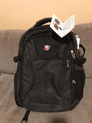 18.5 Swiss Gear Scansmart Max Backpack for Sale in San Diego, CA