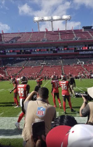 Tampa Bay Buccaneers Football Tickets for Sale in Tampa, FL