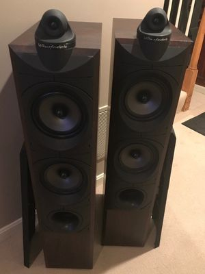 Wharfdale Modus one tower speakers for Sale in Falls Church, VA