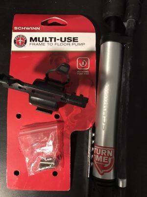 Schwinn mini bike pump and repair kit for Sale in Melrose, MA