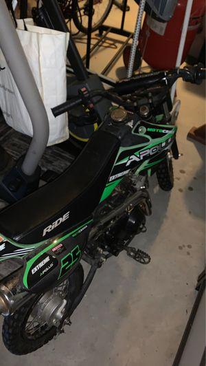 Apollo 110 dirt bike for Sale in Bethlehem, GA