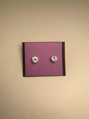 Faux Diamond Earring Studs for Sale in Tampa, FL