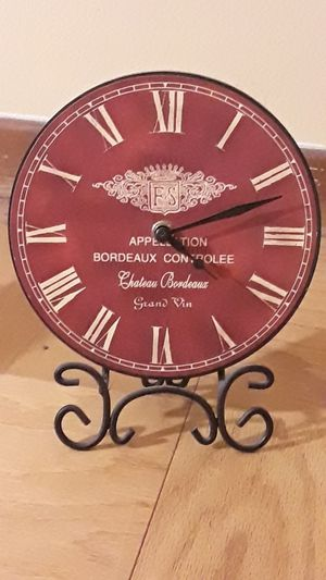 WALL HANGING OR STANDING CLOCK for Sale in Brea, CA
