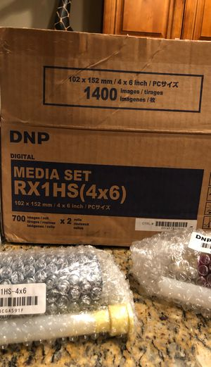 Digital media set RX 1HS 4 x 6 for Sale in Laguna Hills, CA