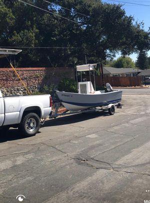 17 ft Fishing boat for Sale in Santa Monica, CA