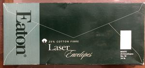 Envelopes, No. 10 white laser for Sale in Appleton, WI