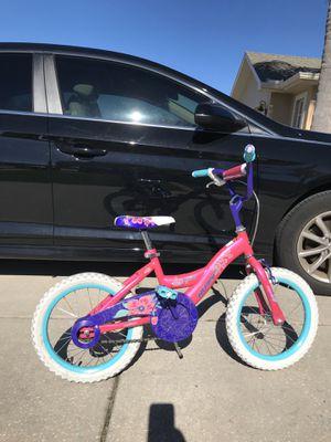 "Girls 16"" huffy bike for Sale in Trinity, FL"