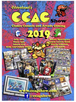 Video Game Convention Saturday July 20th. North Olmsted for Sale in North Olmsted, OH