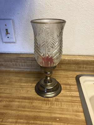 Outdoor candle holder for Sale in Las Vegas, NV