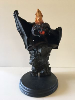 Sideshow Collectibles LOTR Balrog Statue for Sale in Burbank, IL