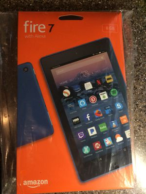 Amazon fire 7 Tablet 8gb 7th generation for Sale in La Puente, CA