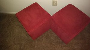 Footstools w/ storage for Sale in Clovis, CA
