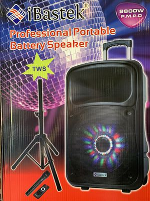 Portable Bluetooth Speaker for Sale in Orland Park, IL
