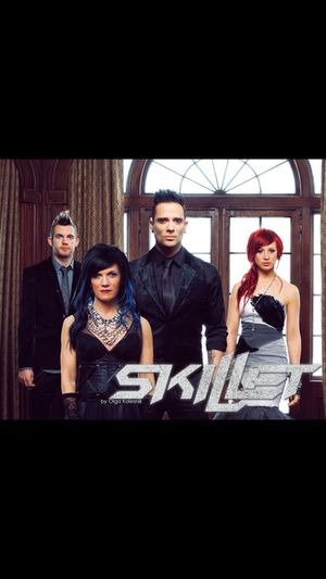 1 GA ticket for Skillet/Alter Bridge for Sale in St. Louis, MO