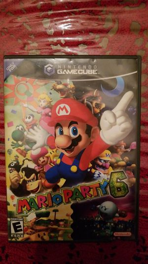 Mario Party 6 (N. Gamecube) for Sale in Garland, TX