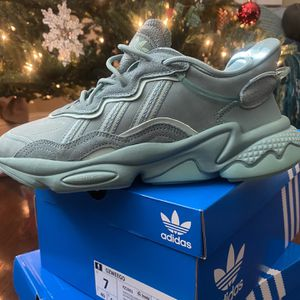 Adidas Ozweego Mint Blue/Green for Sale in San Jose, CA