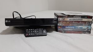 DVD player with remote add 10 movies don,t miss this bound offer for Sale in Apopka, FL