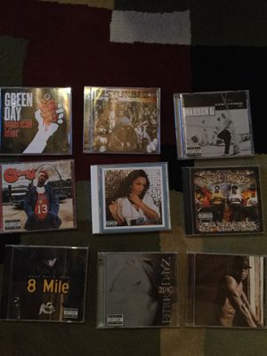 CD's for Sale in Washington, IL