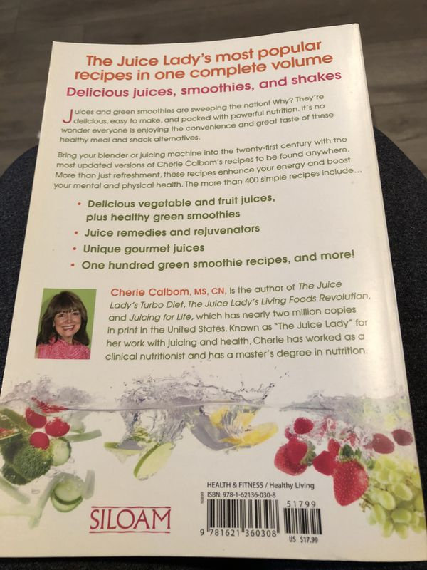 NEW - never used. Big Book of Juices & Green Smoothies