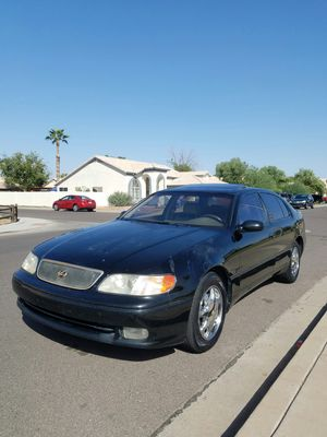 1996 lexus gs300..Runs great. for Sale in Phoenix, AZ
