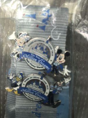 The Year Of A Million Dreams Vintage Walt Disney Pins for Sale in Elk Grove Village, IL