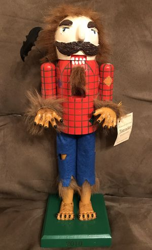 "14"" Limited Edition Nutcracker for Sale in West Palm Beach, FL"