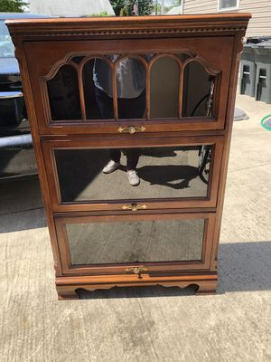 Antique Barrister Lawyer Cabinet for Sale in Philadelphia, PA