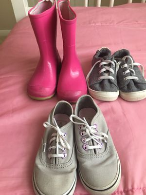 Toddler Girl Shoes & Boots for Sale in Round Rock, TX
